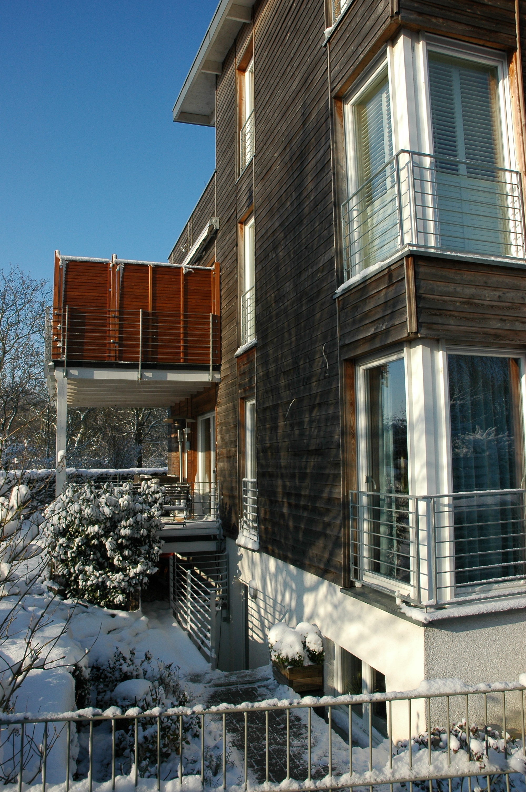 botzweg krefeld architekturb ro neuhoff krefeld. Black Bedroom Furniture Sets. Home Design Ideas